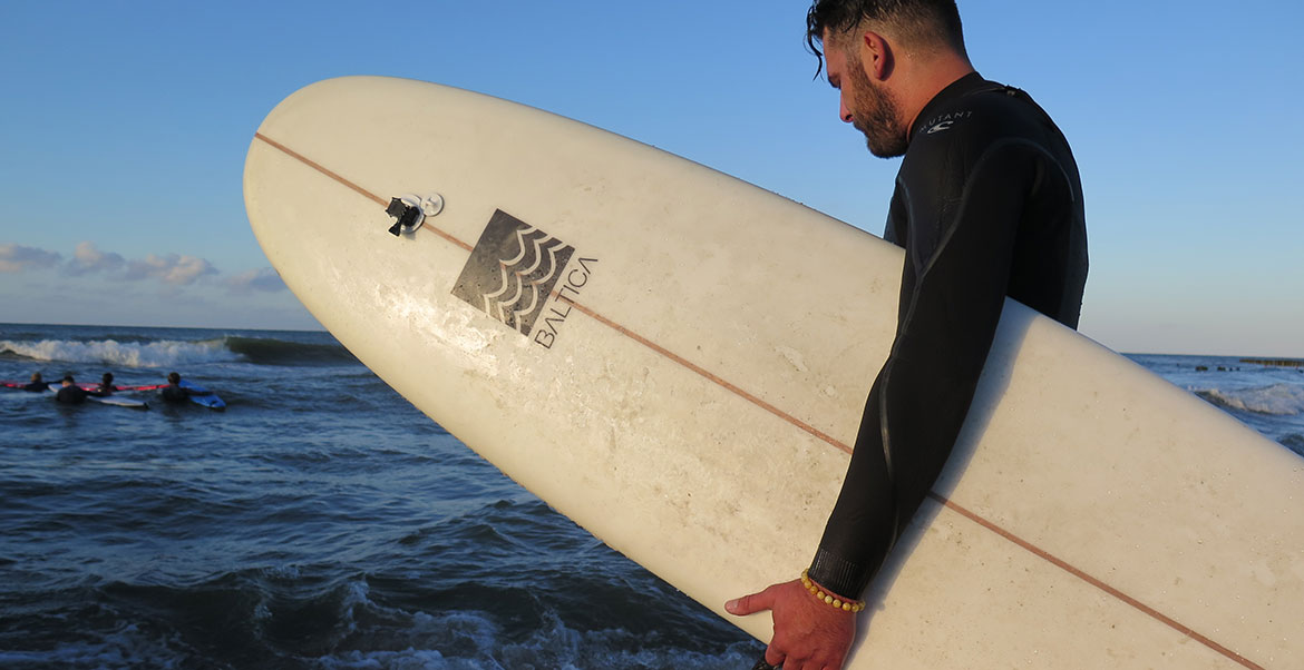 Surfing in Poland?! Why not!